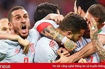 Danh sách cầu thủ Tây Ban Nha kỳ World Cup 2018 cho khán giả truyền hình