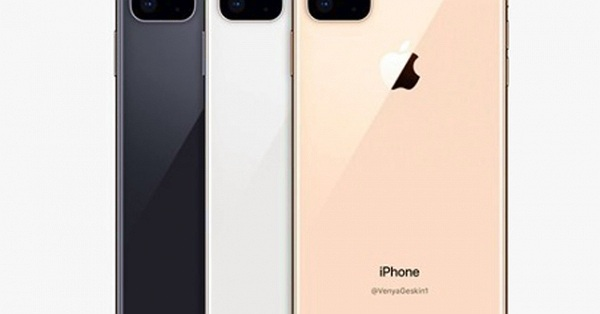HOT: Thông tin về cấu hình iPhone 5G 2020 đã lộ diện