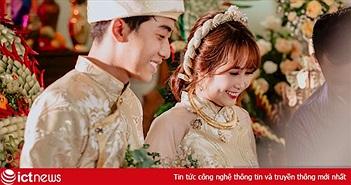 Không hổ danh ông hoàng Youtube Việt: Đám cưới Cris Phan – Mai Quỳnh Anh lọt top 10 tìm kiếm nhiều nhất trên Google tuần qua
