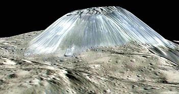 Tiết lộ mới về hành tinh lùn Ceres gây choáng váng