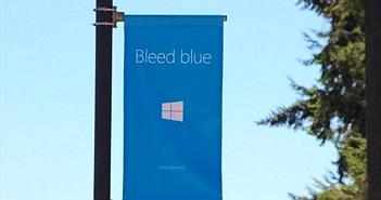 Microsoft treo áp phích, tung video chào đón Windows 10