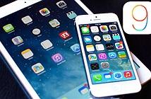 iPhone 5S có nên nâng cấp iOS 9