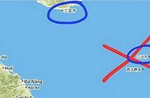 """Google Maps xóa tên gọi """"Tam Sa"""" khỏi kết quả tìm kiếm"""
