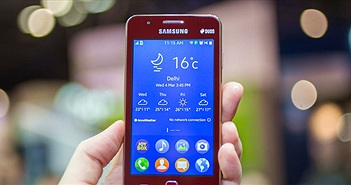Điện thoại Tizen Samsung Z1 sẽ sớm có phiên bản Vàng
