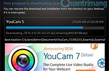 Hướng dẫn quay phim màn hình bằng CyberLink Youcam