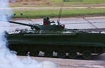 Clip thuyết minh sức mạnh xe chiến đấu bộ binh BMP-3 Nga