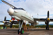 Kinh ngạc bộ chỉ huy bay của Hải quân Nga