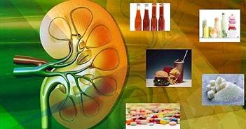 16 loại thức ăn phổ biến không tốt cho thận