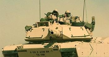 Cười bò cách người Nga hạ nhục xe tăng Mỹ