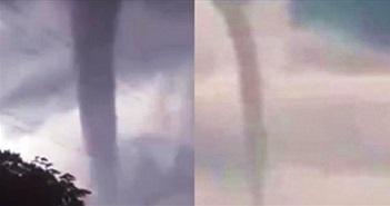 """Clip: Vòi rồng từng """"quần thảo"""" nhiều lần tại Việt Nam trước khi xuất hiện ở Pháp Vân"""