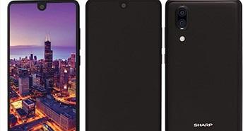 Sharp ra mắt bộ đôi smartphone Android tầm trung: Aquos C10 và Aquos B10