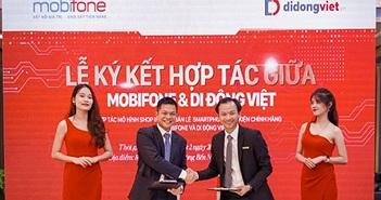 Di Động Việt hợp tác Mobifone chính thức đưa hệ thống shop in shop vào hoạt động