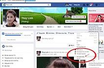 Mẹo giúp kiểm tra xem ai hay âm thầm ghé thăm Facebook mình nhiều nhất