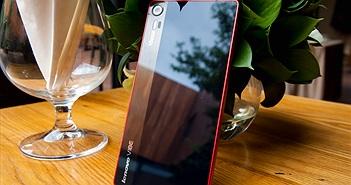 Lenovo chính thức bán Vibe Shot tại VN, camera 16 MP chống rung, lấy nét hồng ngoại, giá 7tr990
