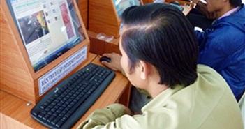 Chính phủ điện tử, dịch vụ công trực tuyến... còn xa mới đạt mục tiêu