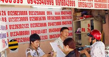 Hà Nội: Tịch thu gần 8.000 SIM thuê bao di động đã kích hoạt