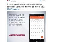 LG chế giễu Galaxy Note 5 không được bán ở Châu Âu