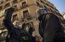 Luật bịt miệng Citizens Security Law lại bị lên án ở Tây Ban Nha