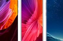 Xiaomi Mi Mix 2 viền siêu mỏng, giá dự kiến 17 triệu đồng