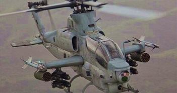 Bất ngờ lai lịch trực thăng tấn công mới của Pakistan