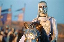 Vua hủi Jerusalem - vị anh hùng gây khiếp sợ trong lịch sử