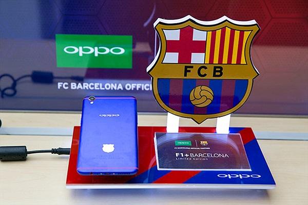 Oppo R11 phiên bản FC Barcelona Edition xuất hiện tại Việt Nam