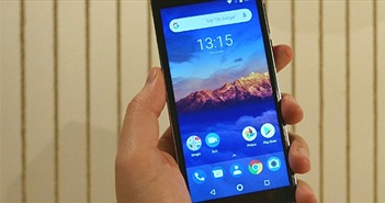 Nokia 3.1 bắt đầu nhận đặt hàng, giá bán lẻ 3,99 triệu đồng