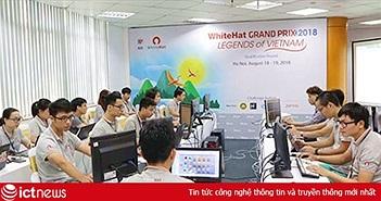 4 đội an ninh mạng hàng đầu thế giới sang Việt Nam thi chung kết WhiteHat Grand Prix 2018