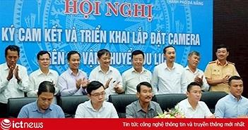 Đà Nẵng: Lắp đặt camera trên xe ô tô vận chuyển du lịch