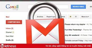 """Hướng dẫn cách gửi email """"nhạy cảm"""" bằng Gmail trên điện thoại"""