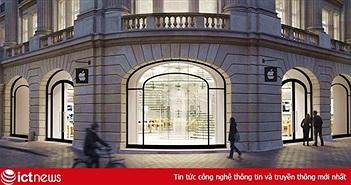 Pin iPad phát nổ tại cửa hàng Apple Store tại Amsterdam khiến 3 người bị thương