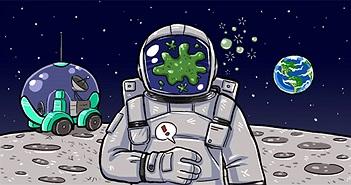 Trong môi trường không trọng lực, các phi hành gia có dễ bị bệnh không?
