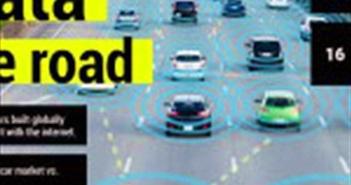 Dữ liệu từ xe kết nối - nguồn lợi của các hãng ô tô trong tương lai?