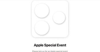 HOT: Apple để lộ thư mời sự kiện ra mắt iPhone 11 ngày 10/09