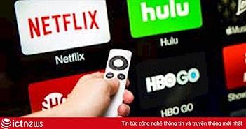 Apple chi 6 tỷ USD để cạnh tranh dịch vụ truyền hình với Netflix và Amazon