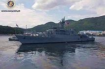 Hàn Quốc mang hàng nóng tàu chiến lớp Pohang tặng cho Philippines