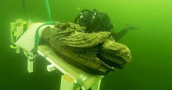 """Bí ẩn thủy quái trong """"tàu ma hoàng gia"""" mất tích 5 thế kỷ"""