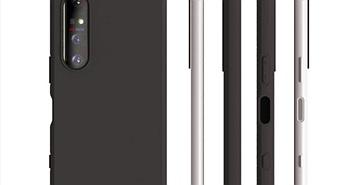 Lộ ảnh render Sony Xperia 5 II với chi tiết rất đặc biệt về camera