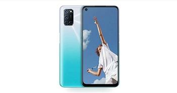 OPPO A53 2020 ra mắt: Snapdragon 460, màn hình 90Hz, pin 5.000 mAh, giá từ 169 USD