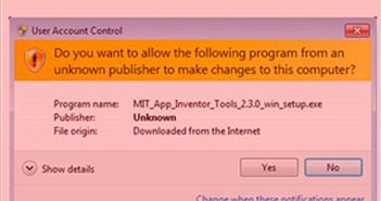 """Hãy """"thiết quân luật"""" Windows nếu cần thiết"""