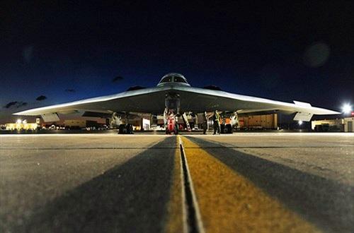 Chùm ảnh lực lượng không quân mạnh nhất thế giới