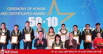 FPT được vinh danh trong Top 10 doanh nghiệp có năng lực công nghệ 4.0 tiêu biểu