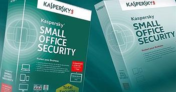 Kaspersky Small Office Security thế hệ mới - ngăn chặn mối đe doạ mạng tức thời