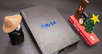 Trên tay máy tính bảng Galaxy Tab S4: làm việc, giải trí hiệu quả với màn hình lớn và Samsung Dex