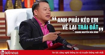 Định rót 100.000 USD cho startup nhưng cuối cùng lại thôi, Shark Bình nhấn mạnh: Thái độ quan trọng hơn trình độ!