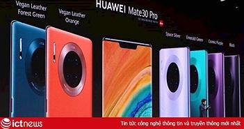 Huawei chính thức ra mắt Mate 30 và Mate 30 Pro: Cái gì cũng có, trừ ứng dụng Google