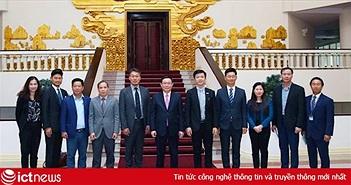 Phó Thủ tướng Vương Đình Huệ hoan nghênh Alliex đến Việt Nam đầu tư