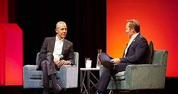 Ông Obama: Tổng thống Mỹ không nên xem tivi hay dùng mạng xã hội