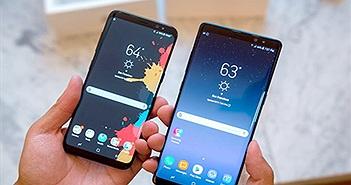 Tại sao Galaxy S8 và Note 8 không được cập nhật Android 10?