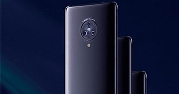 Vivo Nex 3 5G ra mắt với màn hình thác đổ